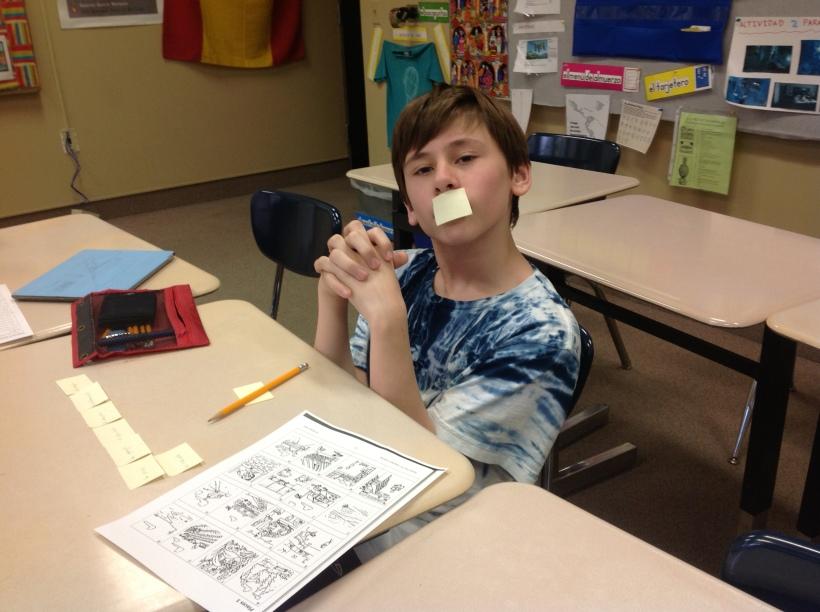 Make the Vocabulary Stick!